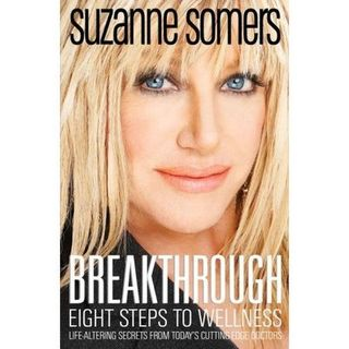 Suzanne somers breakthrough book