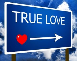 True.love.sign