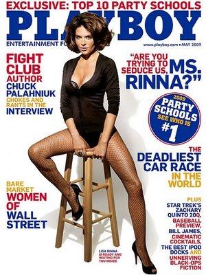 LisaRinaPlayboyMagazineMay2009