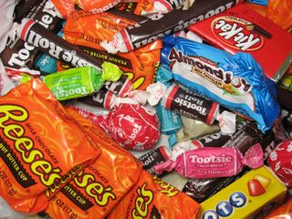 Hall leftover-halloween-candy-by-harris-graber