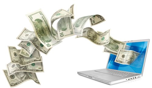 Make money on your laptop