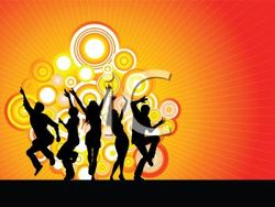 0511-1001-0321-2234_Happy_People_Dancing_Retro_Silhouette_clipart_image