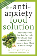 Anti-Anxiety Food Solution bookcvr120px