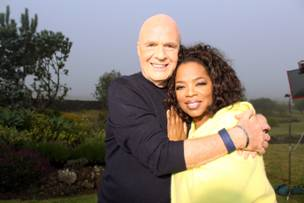 Dyer and Oprah
