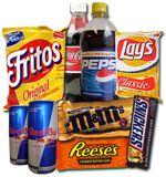 Evil-snacks