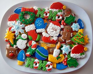 Christmas+Cookies+Galore
