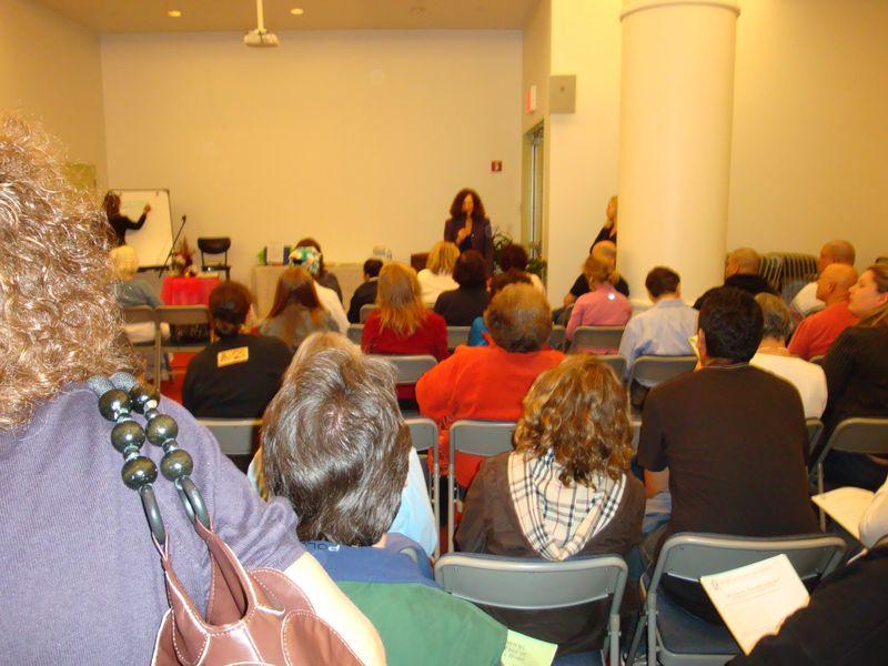 NY Open Center 9-10-09
