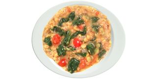 Split-Pea-Dal-Soup-with-Miracle-Noodle-Rice-Spinach-and-Tomatoes