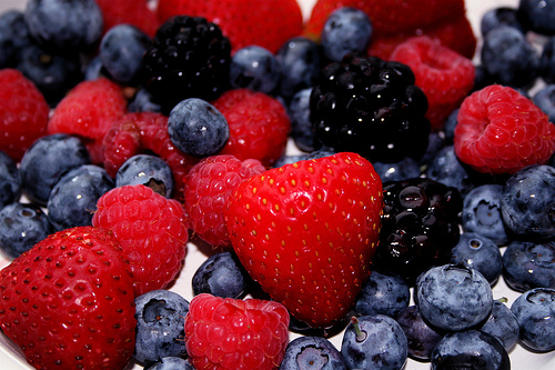 berries are good for your brain