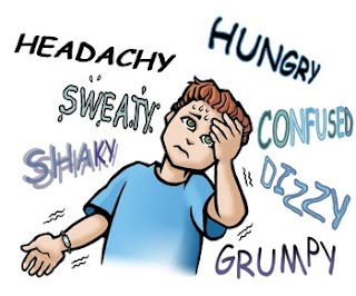 manage hypoglycemia