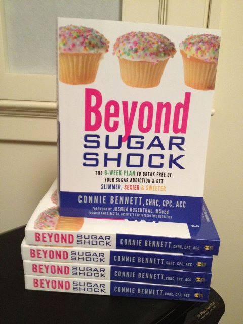 Beyond Sugar Shock books
